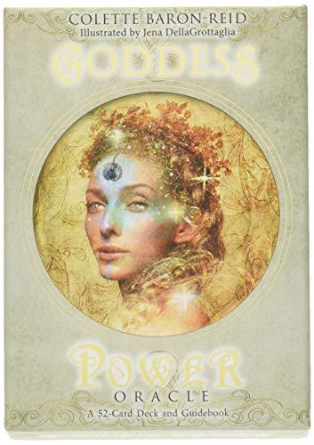 女神のパワーオラクル (日本語版説明書付) (オラクルカードシリーズ)の詳細を見る