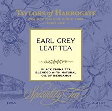 Taylors of Harrogate Earl Grey Loose Leaf, 4.41 Ounce Carton