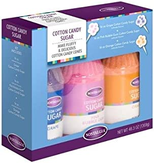Nostalgia Cotton Candy 48 Ounces CCFS300