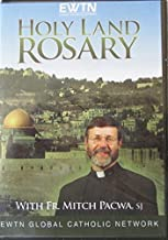 THE HOLY LAND ROSARY W/ FR. MITCH PACWA*AN EWTN 1-DISC DVD