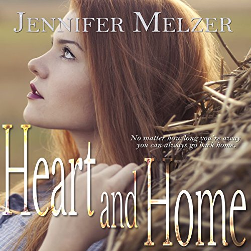 Heart and Home audiobook cover art
