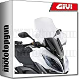 givi cupula d295st compatible con kymco xciting r 500 i 2009 09 2010 10 2011 11 2012 12 2013 13