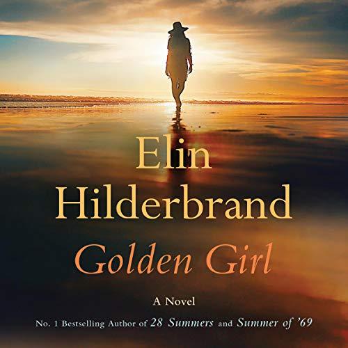 『Golden Girl』のカバーアート