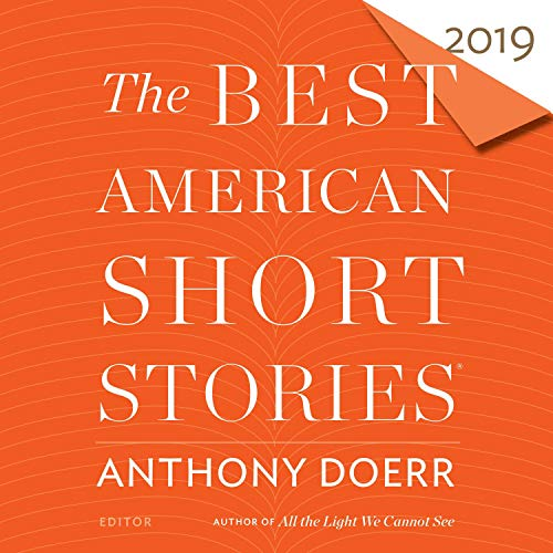 『The Best American Short Stories 2019』のカバーアート