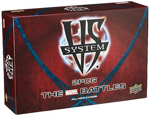 ADC Blackfire Entertainment UD83865 - Kartenspiel, VS System, Marvel Set, Englisch
