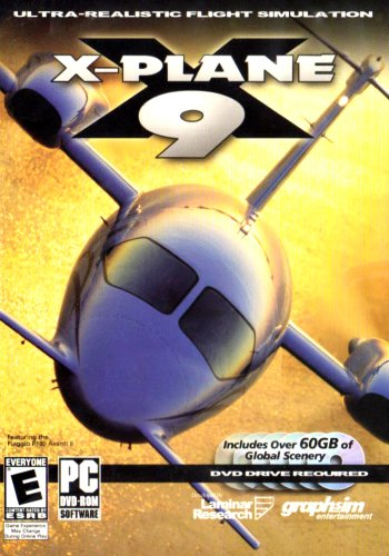 X-Plane 9 (PC) [Importación inglesa]