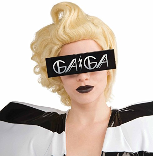 Occhiali da donna con stampa Gaga