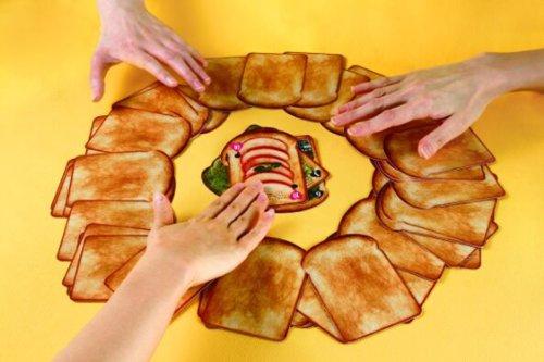 アイアップ『トーストトランプ』