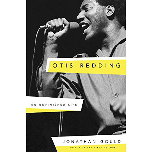 Otis Redding audiobook cover art