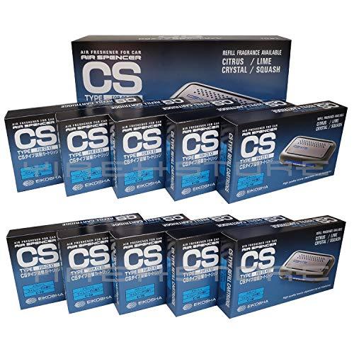 CSX3 CS-X3 Refill 10 Packs Wholesale Squash Air Spenser Squash JDM Car Air Freshner, Wholesale