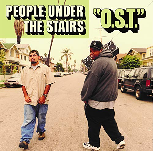 Album Art for O.S.T. [2 LP] by People Under the Stairs