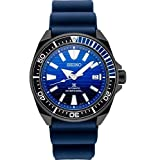 Seiko Prospex SRPD09 Blue Silicone Automatic Divers Watch Special Edition