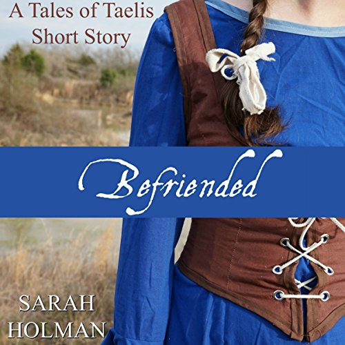 Befriended audiobook cover art