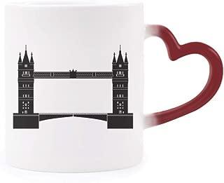 london bridge silhouette