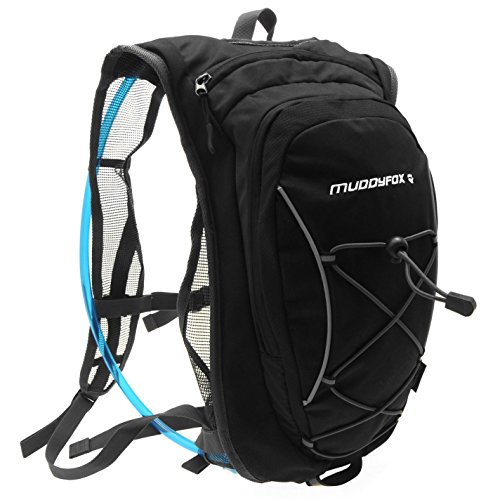 Muddyfox Hydrat Bag 1.5 Backpack Cycle Hydration Bicycle Pack Bike Accessories