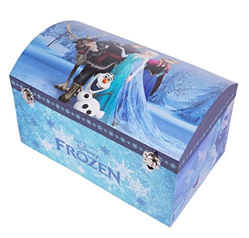 Trousselier - La Reine des Neiges - Frozen - Grand Coffre à Trésor