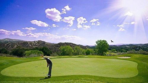 "ProScreens PRO-Series Golf Simulator Screen 108"" X 144"""