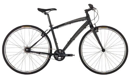 Diamondback 2012 Insight STI-8 Performance Hybrid Bike (Black, 15-Inch/Small)