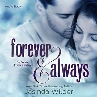 Forever & Always audiobook cover art