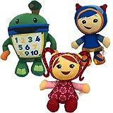 Team Umizoomi Plush Doll Educational Toys Stuffed Toy Soft Plush Toy