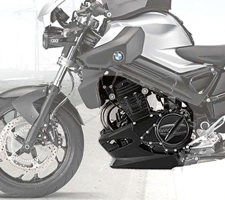 BMW Original Motorrad-Spoiler-Abdeckung F800S F800ST F800R