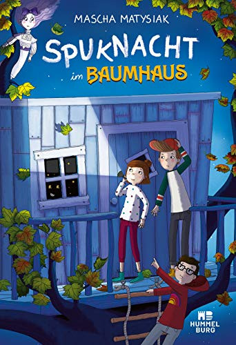 Spuknacht im Baumhaus