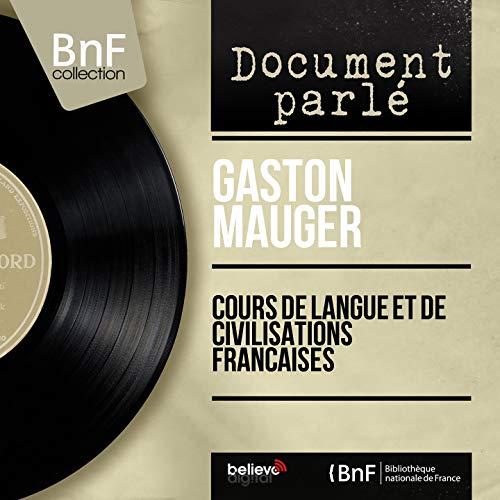 Langue et civilisation françaises, pt. 6
