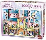 King 55917 Disney Magic Palace - Puzzle (1000 Piezas)