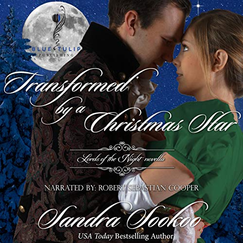 Couverture de Transformed by a Christmas Star