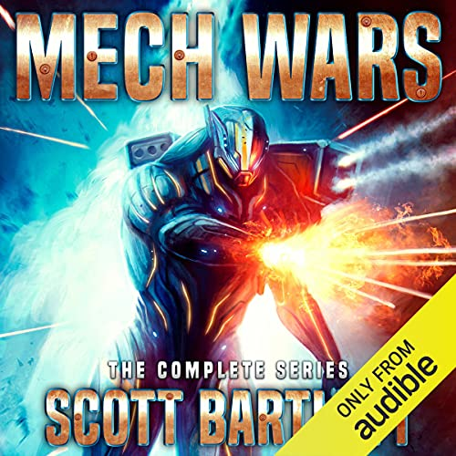 Mech Wars: The Complete Series Titelbild