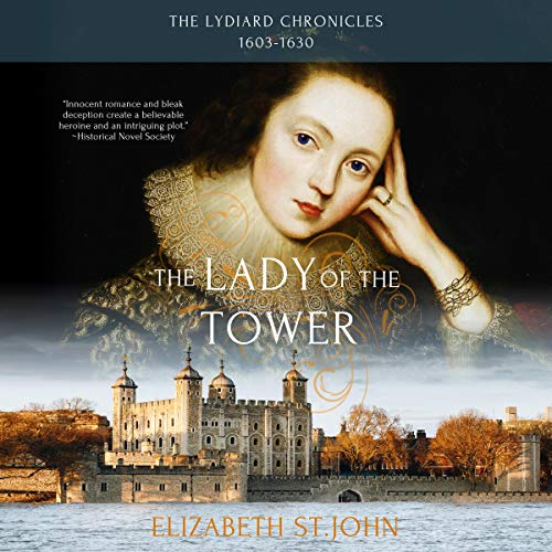The Lady of the Tower audiobook cover art