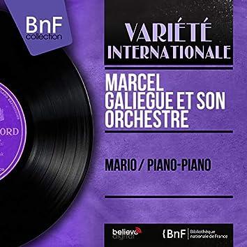Mario / Piano-piano (Mono Version)
