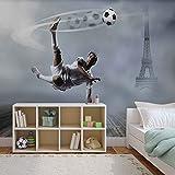 Papier Peint Photo Mural 2255P4 - Collection Sport - XL - 254cm x 184cm - 2 Part(s) - Imprimé sur 115g/m2 papier mural