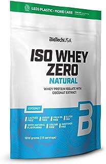 BioTechUSA Iso Whey Zero Natural, Strawberry, 1.86 kg