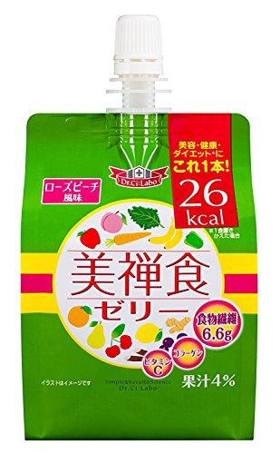 ドクターシーラボ 美禅食ゼリー 200g ×15個