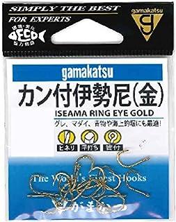 がまかつ(Gamakatsu) カン付伊勢尼 金 10号
