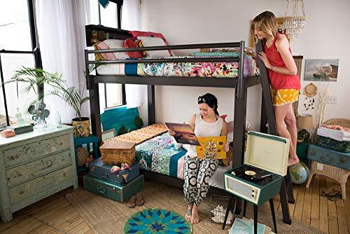 Queen Over Queen Adult Bunk Bed
