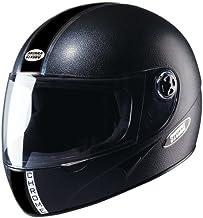 Studds Chrome Eco Full Face Helmet (Black, XL 600MM)