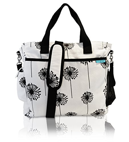 Baby K'tan Diaper Bag - Dandelion