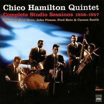 Chico Hamilton Quintet Complete Studio Sessions 1956-1957