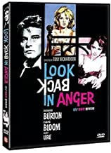 Look Back In Anger 1959, Region 1,2,3,4,5,6 Compatible DVD by Richard Burton