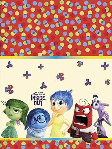 Disney 23 cm Inside Out Assiettes de fête