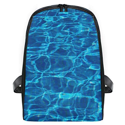 Montoj Kinder-Rucksack für Schwimmbecken, ideal für Kinder, Blau