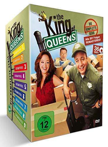 The King of Queens - Die komplette Serie - Queens Box (36 DVDs) (exklusiv bei Amazon.de)