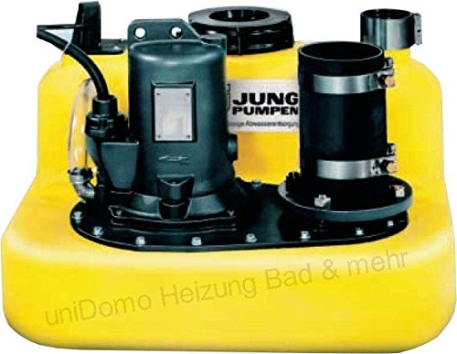 Jung compli 400 Hebeanlage für ein Einfamilienhaus, Versorgungsspannung:230 Volt