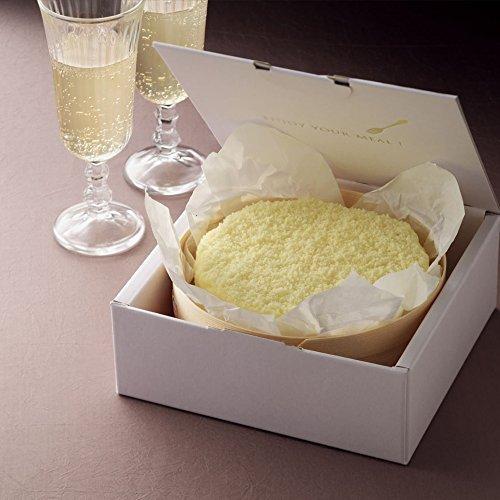 LeTAO (ルタオ) チーズケーキ ドゥーブルフロマージュ ギフト ボックス 4号(2~3人分)