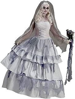 Women's Deluxe Victorian Ghost Bride Costume