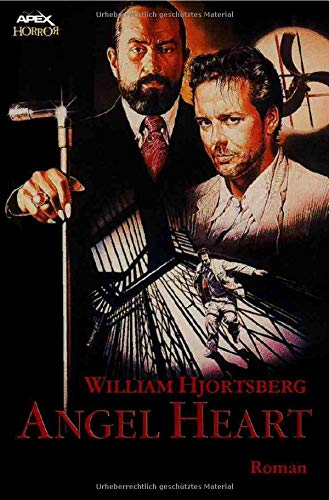 Buchseite und Rezensionen zu 'ANGEL HEART' von William Hjortsberg