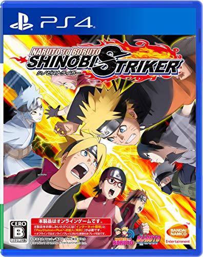 Bandai Namco Games Naruto to Boruto Shinobi Striker SONY PS4 PLAYSTATION 4 JAPANESE VERSION [video game]
