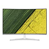 Acer ED322Q wmidx 31.5-inch Curved Full HD (1920 x 1080) Display (HDMI, DVI & VGA...